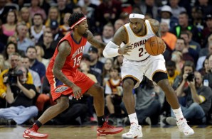 Lebron James Notches A Triple-Double As The Cavaliers Beat The Pelicans (Video)