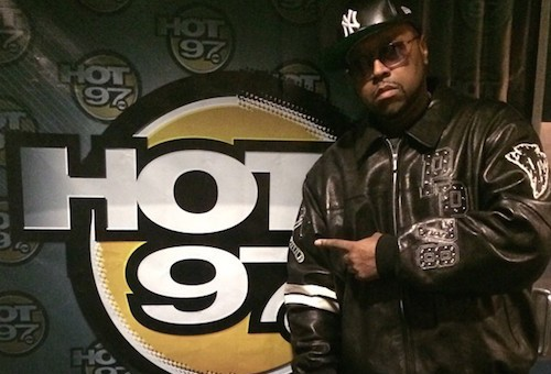 DJ Kay Slay – Dont Say Nothing To Me Ft Ransom, Sheek Louch & Joell Ortiz