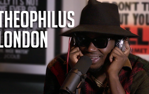 Watch Theophilus London Talk Working w/ Kanye, Big Hats, His New Album & More! (Video)