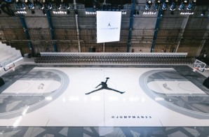 Jordan Brand Unveils New Jordan Hangar In L.A. (Photo)