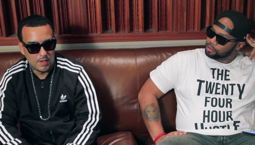 French Montana Talks Meek Mill Stressing, NY Rap Scene, Healthy Living & More! (Video)