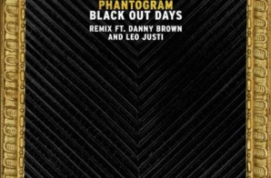 Phantogram – Black Out Days (Remix) FT. Danny Brown