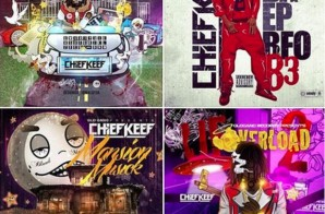 Chief Keef Releases 4 New Mixtapes
