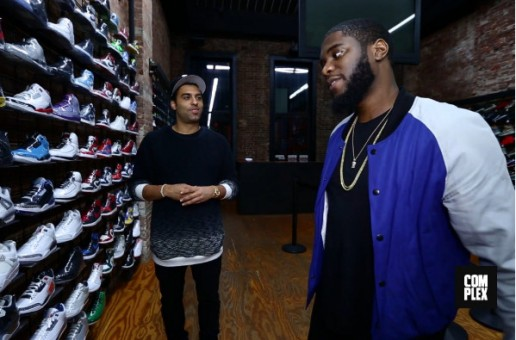 Complex: Sneaker Shopping With Big K.R.I.T. (Video)