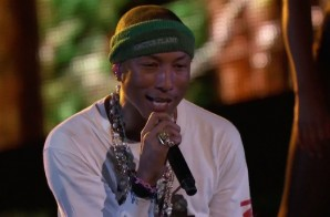 Pharrell – Hunter (Live On The Voice) (Video)