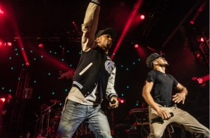 Chance The Rapper Brings Out Big Sean During LA Show (Video)