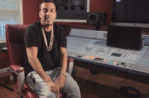 At Home With French Montana (Video)