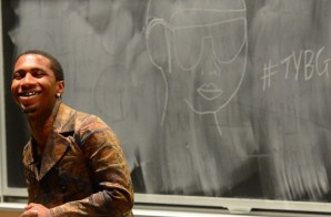 Lil B Gives A Lecture To MIT Students (Video)
