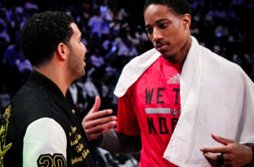 Raptors Shooting Guard DeMar DeRozan Says New Drake Mixtape Is Coming In January (Video)