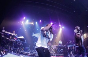 Juicy J Brings Out Lil Wayne At LA Show (Video)