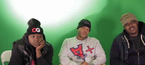 The LOX Speak On Battle Rap (Video)