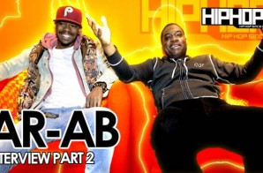 AR-AB Talks Philly Rap Scene, What Separates Him From Others In Philly, OBH & more (Part 2) (Video)