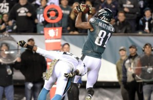 Mark Sanchez & The Philadelphia Eagles Soar Against The Carolina Panthers