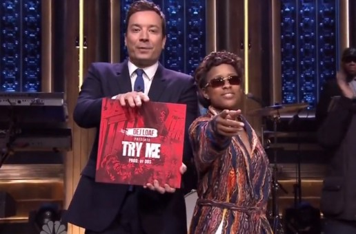 "Dej Loaf Performs ""Try Me"" On The Tonight Show with Jimmy Fallon (Video)"