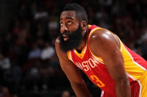 NBA Jam: James Harden Posterizes Aron Baynes (Video)