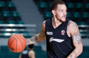 Delonte West Dropped By The Shanghai Tigers