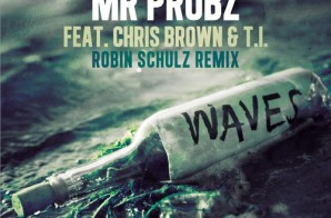 Mr. Probz – Waves (Remix) Ft T.I. & Chris Brown