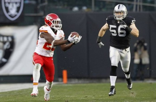 TNF: Kansas City Chiefs vs. Oakland Raiders (Predictions)