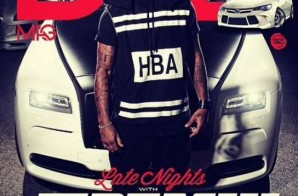DUB Magazine Enlists R&B Sensation Jeremih For Their January 2015 Issue!