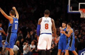 JR Smith Overlooks Carmelo Anthony And Misses The Game Winning Shot Against The Orlando Magic (Video)