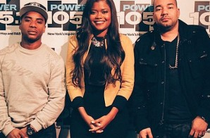 Karen Civil Talks New Book, Playground In Haiti, What She Does, Who She Works With & More On The Breakfast Club (Video)