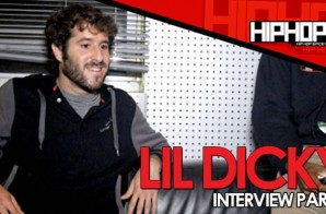Lil Dicky Talks Debut Album, TV Show, Touring With DJ Omega & More With HHS1987 (Video)