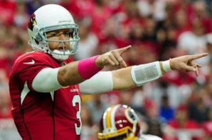 Big Money: Carson Palmer Signs a 3 Year/ $50 Million Extension With The Arizona Cardinals
