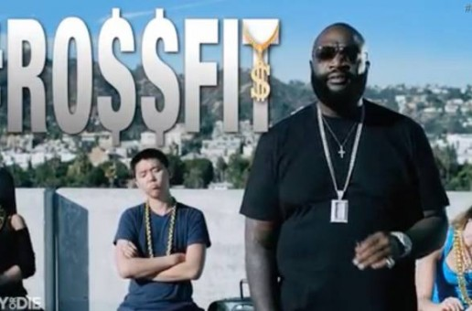 Rick Ross Introduces #RossFit (Video)
