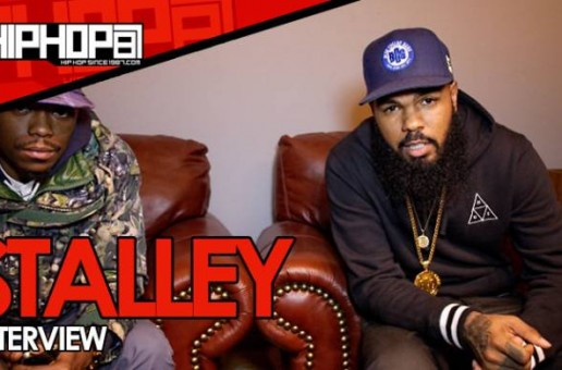 Stalley Talks Success Of His 'Ohio' Album, Upcoming Tour, Sneakers, Ohio Sports & more (Video)