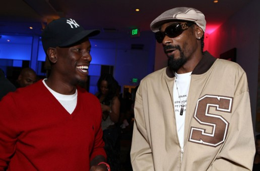 Tyrese – Dumb Shit Ft. Snoop Dogg