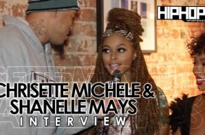 "Chrisette Michele Talks ""The Lyricists Opus"", Her Visit To South Africa & Shanelle Mays Talks Her New Venture In Atlanta With HHS1987 (Video)"