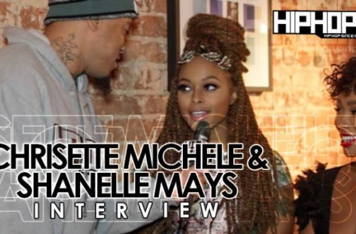 """Chrisette Michele Talks """"The Lyricists Opus"""", Her Visit To South Africa & Shanelle Mays Talks Her New Venture In Atlanta With HHS1987 (Video)"""