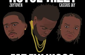 Royce Rizzy x Zaytoven x Cassius Jay – Fat Fly Nigga (Mixtape Artwork)