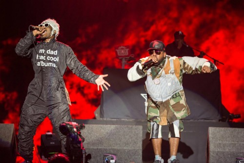 Andre 3000 Didn't Want To Do Outkast Reunion Tour Because He 'Felt Like A Sellout'