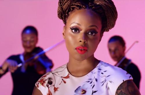 Chrisette Michele – Together (Video)
