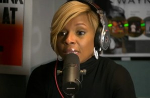 Mary J Blige Talks About Her New LP, Working With Sam Smith, And More With Ebro In The Morning (Video)