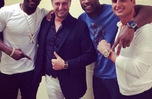 Cowboy Love: DeMarco Murray Buys His Dallas Teammates Custom Orefici Watches