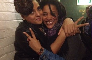 Floetry Reunites In London (Video)