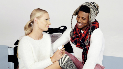 Iggy Azalea & Nick Young Play Forever 21's Questions From A Hat (Video)