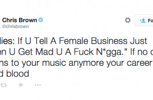 Plies Makes Comment About Chris Brown & Karrueche, Breezy Responds