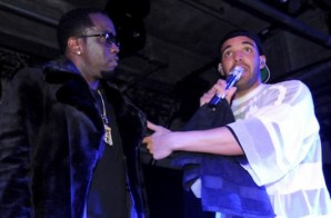 Diddy & Drake Engage In A Heated Discussion At Club LIV In Miami, Things Get Physical!