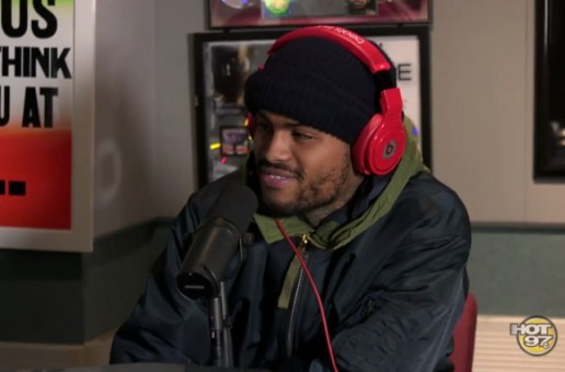 Dave East Talks Nas, Black Rose EP & More w/ Hot 97's Rosenberg on Real Late! (Video)