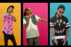 Wiz Khalifa – You And Your Friends Ft. Snoop Dogg & Ty Dolla $ign (Video)