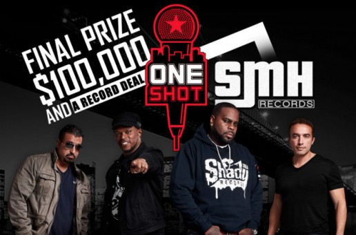One Shot: Rap's First Ever Reality Competition Series Debuting In 2015