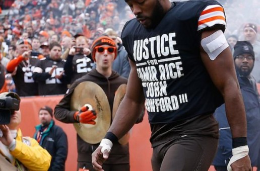 "Cleveland Browns WR Andrew Hawkins Speaks On Wearing His ""Justice For Tamir Rice"" Shirt & The Uproar Received From Cleveland Police (Video)"