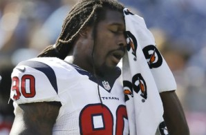 Houston Texans Rookie Jadeveon Clowney Expected To Miss The Start Of The 2015 Season Following Microfracture Knee Surgery