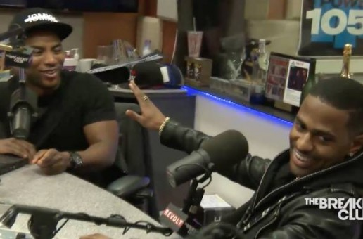 "Big Sean Talks ""I Don't Fuck With You"", Ariana Grande, New Music & More On The Breakfast Club (Video)"