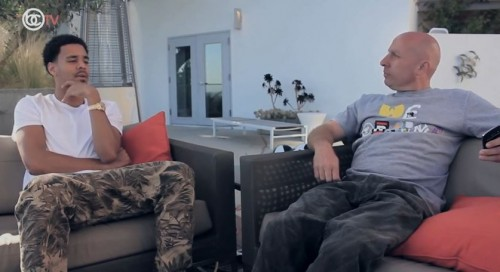 J. Cole Talks Favorite MCs And More (Video)