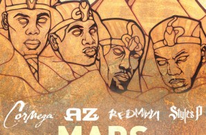 Cormega – MARS Ft. AZ, Redman & Styles P (Unreleased Version)