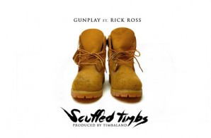 Gunplay – Scuffed Timbs Ft. Rick Ross (Prod by Timbaland)